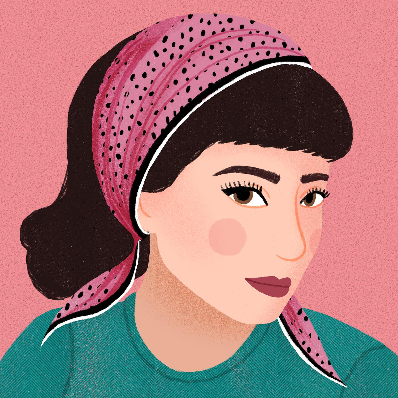 Federica Ponz de Leon Illustrated Interview | Collater.al