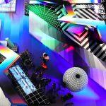 Felipe Pantone inaugura il W3-DIMENSIONAL Park | Collater.al 2