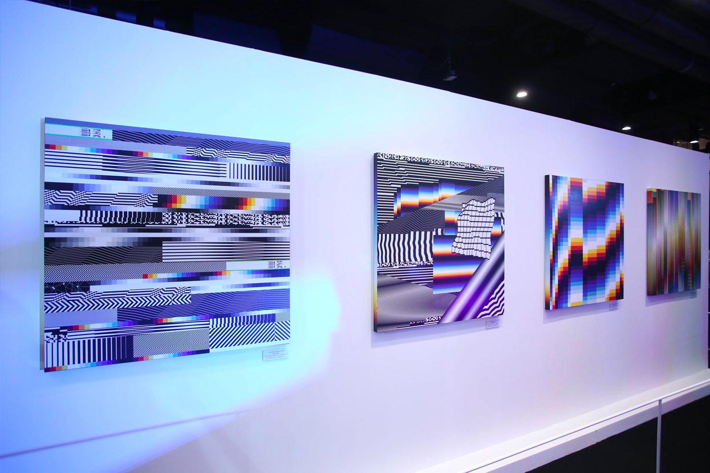 Felipe Pantone inaugura il W3-DIMENSIONAL Park | Collater.al