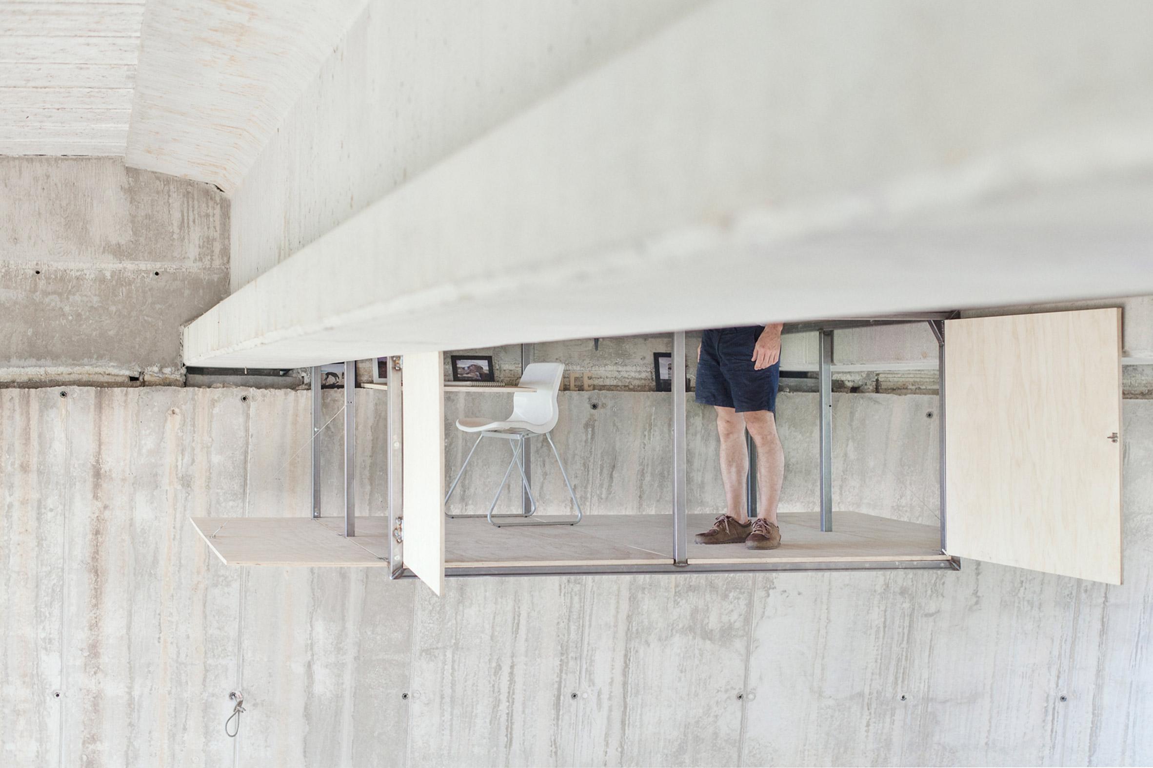 Fernando Abellanas studio segreto | Collater.al