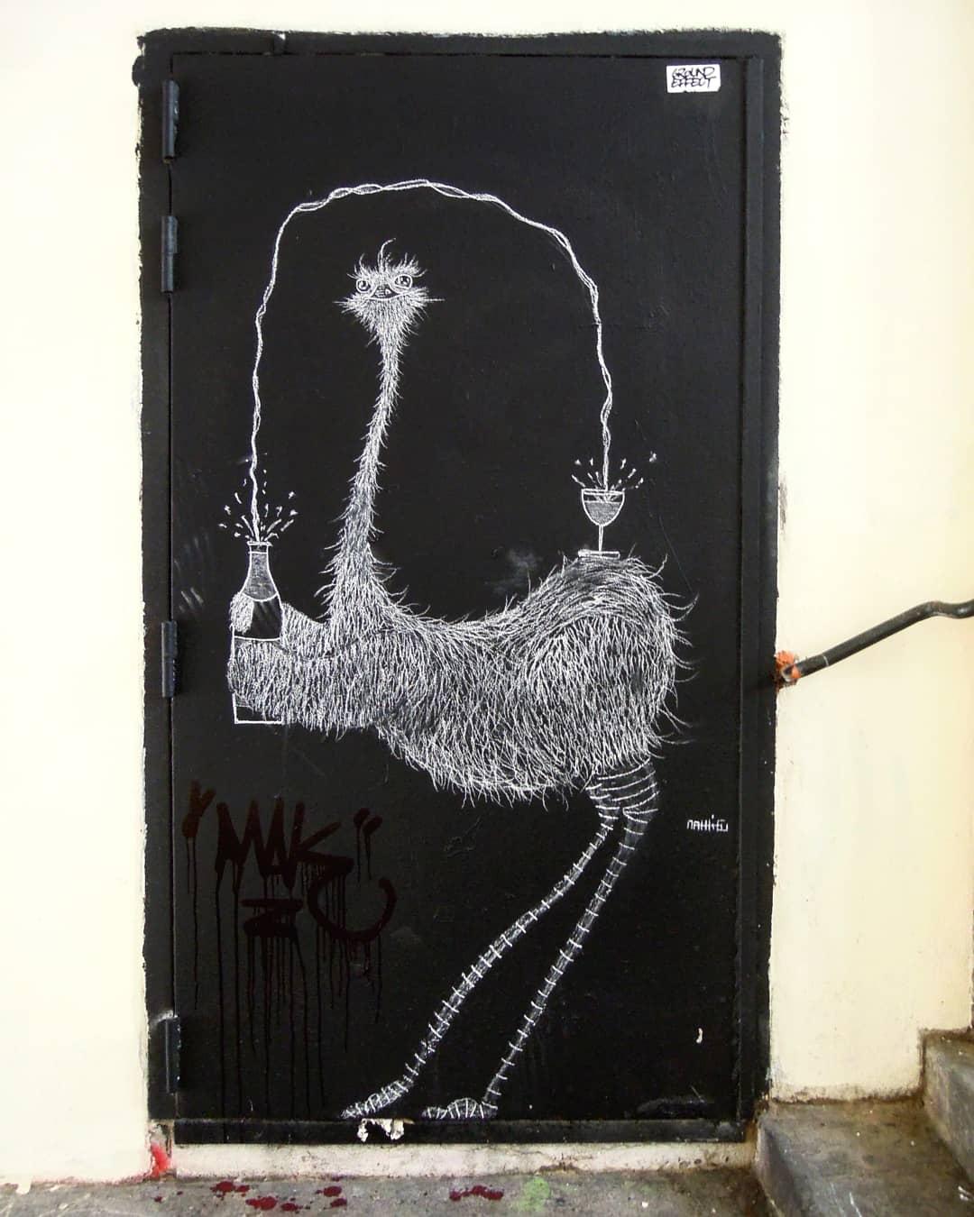 Gli animali di Matt_tieu popolano le città | Collater.al