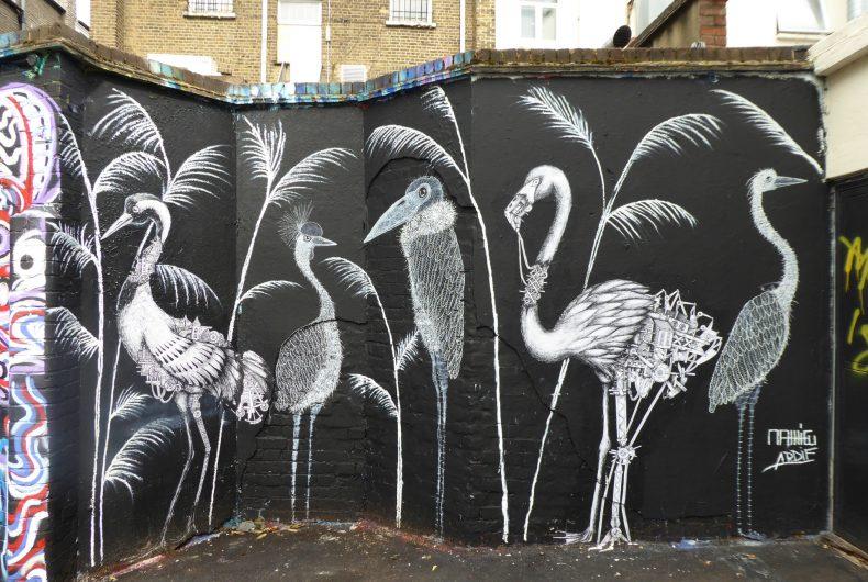 Gli animali di Matt_tieu popolano le città