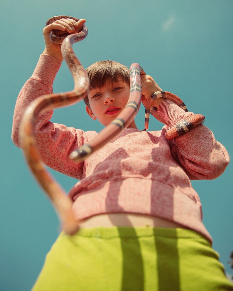 Gli scatti giocosi e colorati di Jimmy Marble | Collater.al