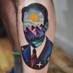 I tatuaggi surreali e psichedelici di David Peyote| Collater.al 19