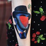 I tatuaggi surreali e psichedelici di David Peyote| Collater.al 22