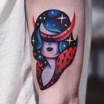 I tatuaggi surreali e psichedelici di David Peyote| Collater.al 8
