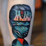 I tatuaggi surreali e psichedelici di David Peyote| Collater.al 9