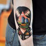 I tatuaggi surreali e psichedelici di David Peyote| Collater.al