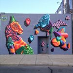 I totem tridimensionali nella street art di BirdO | Collater.al 11