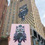I totem tridimensionali nella street art di BirdO | Collater.al 13