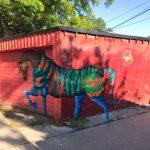 I totem tridimensionali nella street art di BirdO | Collater.al 3