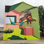 I totem tridimensionali nella street art di BirdO | Collater.al 6