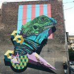 I totem tridimensionali nella street art di BirdO | Collater.al 7