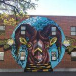 I totem tridimensionali nella street art di BirdO | Collater.al 8