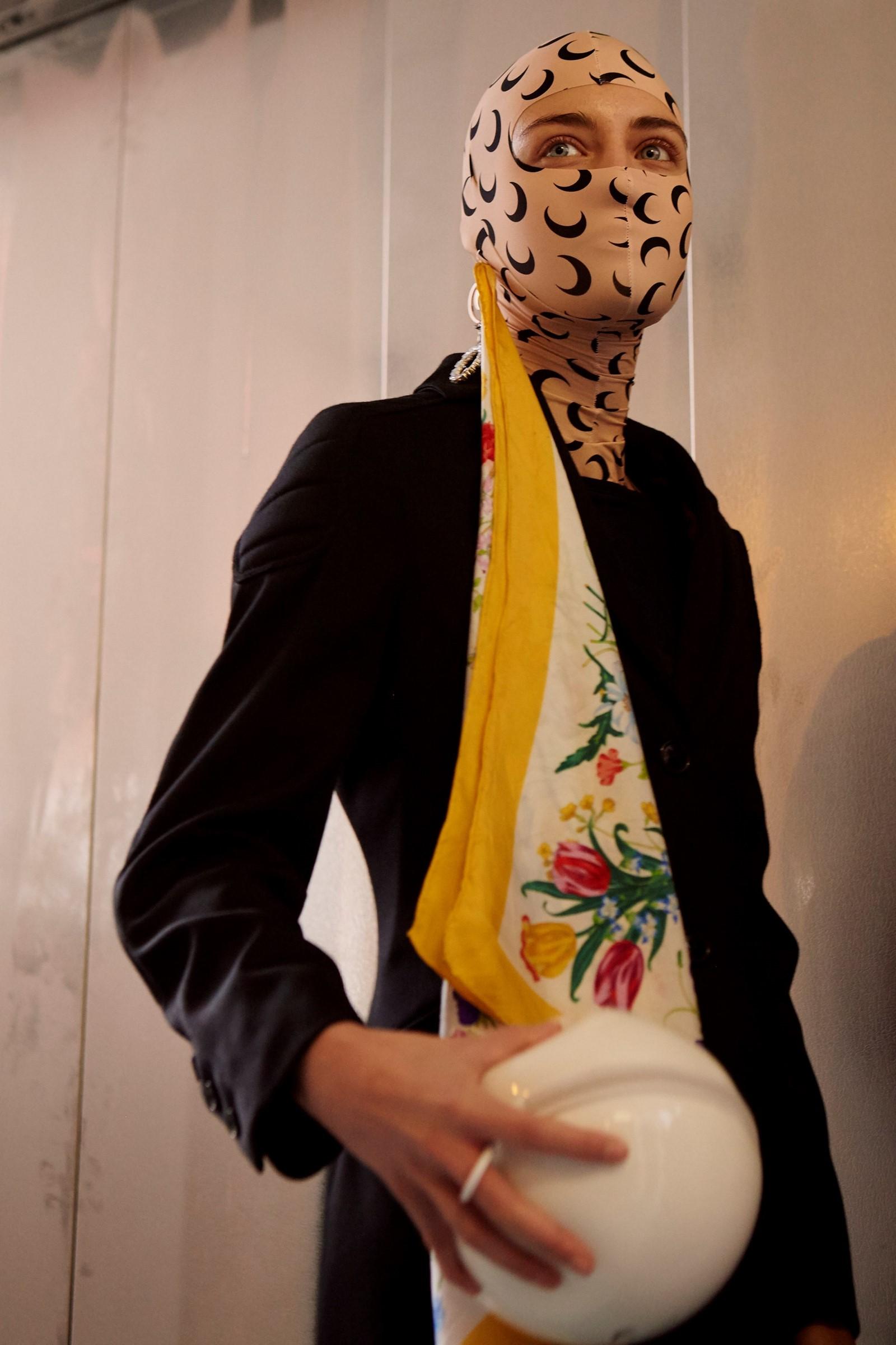 Il balaclava torna di moda nell'AW18| Collater.al 8