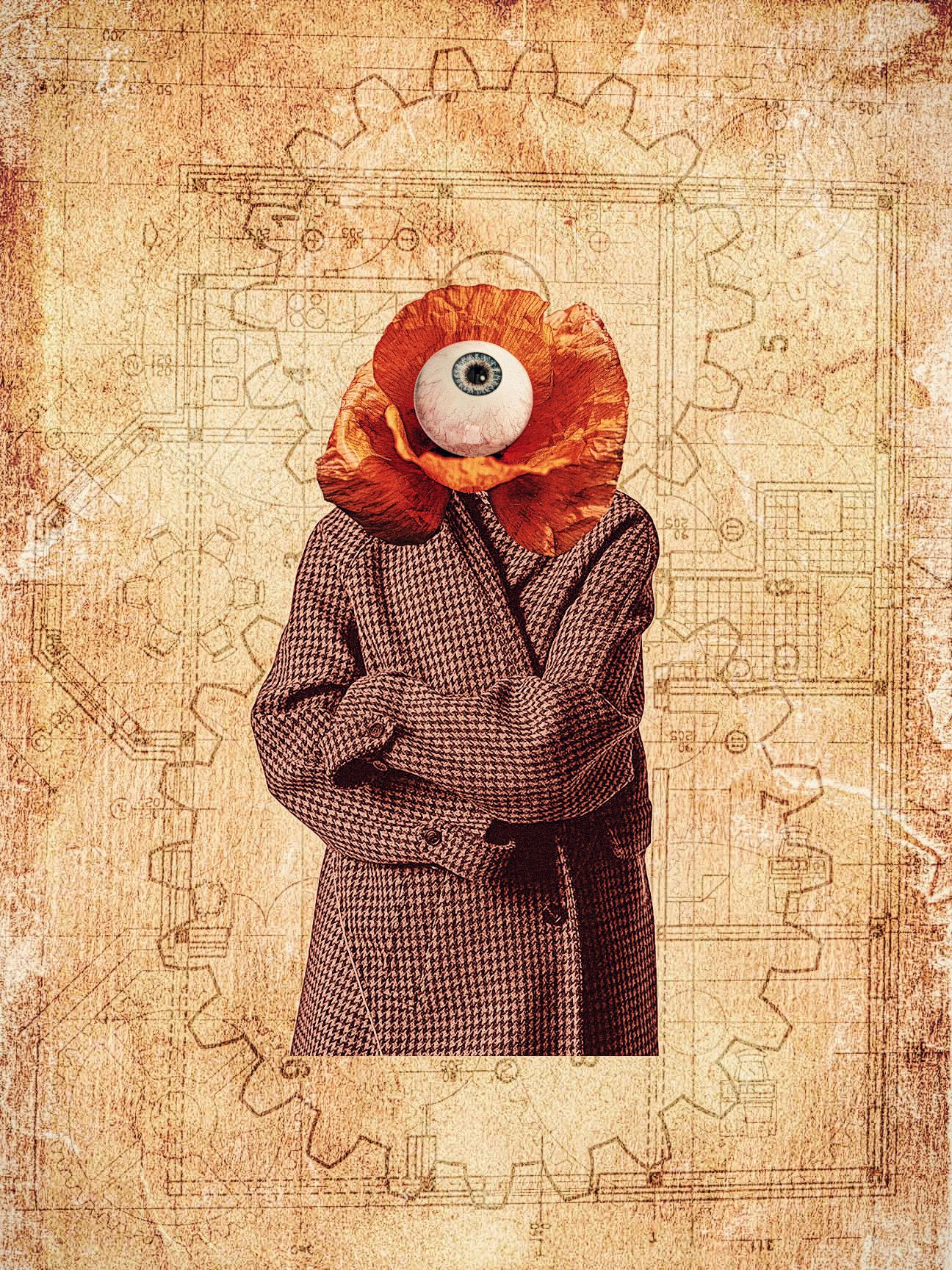 Il mondosottosopra dei collage diSerg Nehaev   Collater.al 15