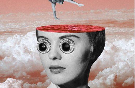 Il mondosottosopra dei collage diSerg Nehaev