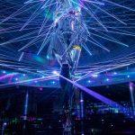 Il robot gigante di Hajime Sorayama per Dior  Collater.al 1