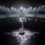 Il robot gigante di Hajime Sorayama per Dior  Collater.al 3