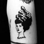 Il trattoinconfondibile dei tatuaggi di Sanja Stojkov | Collater.al 3