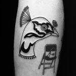 Il trattoinconfondibile dei tatuaggi di Sanja Stojkov | Collater.al 6