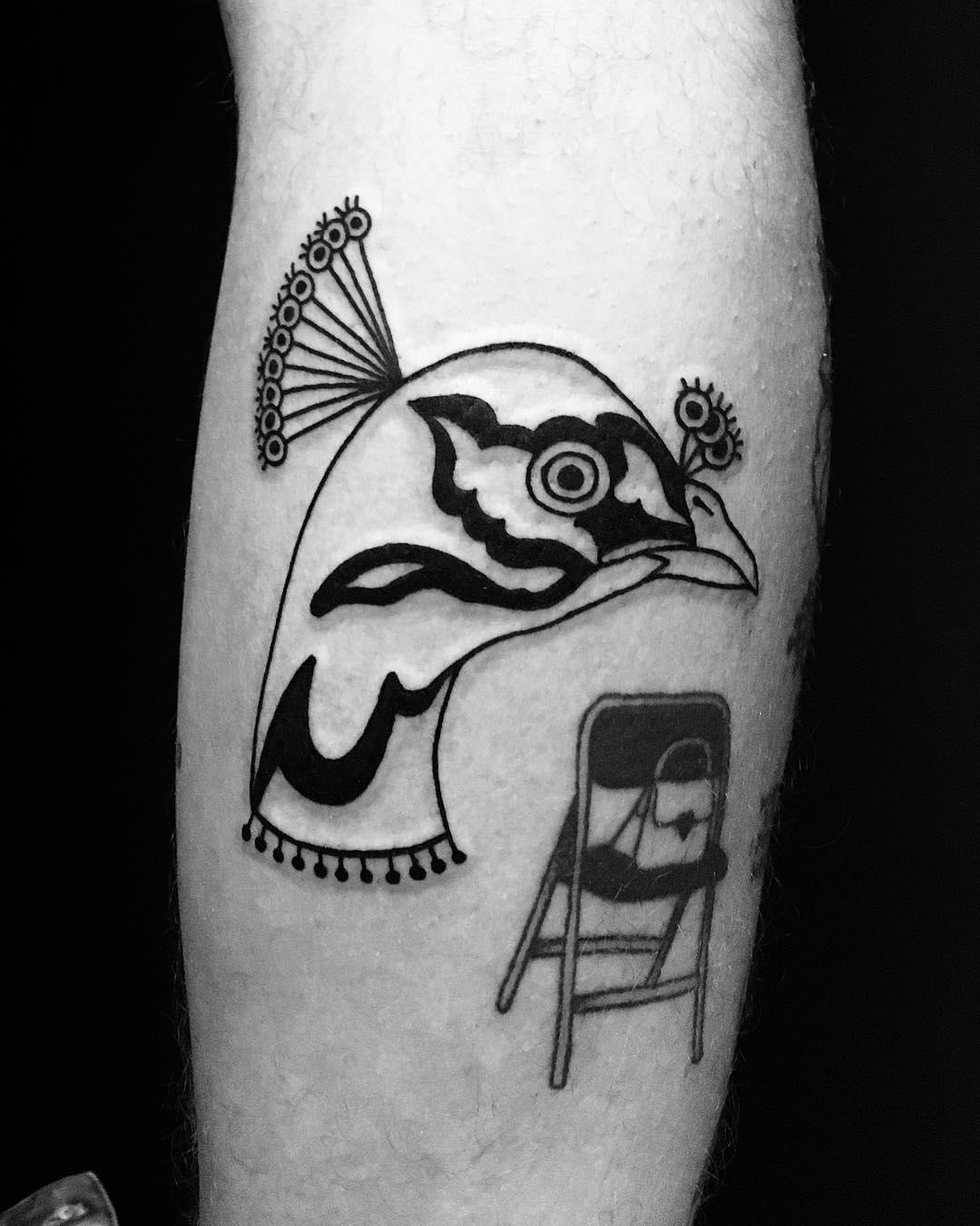 Il trattoinconfondibile dei tatuaggi di Sanja Stojkov | Collater.al