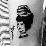 Il trattoinconfondibile dei tatuaggi di Sanja Stojkov | Collater.al 8