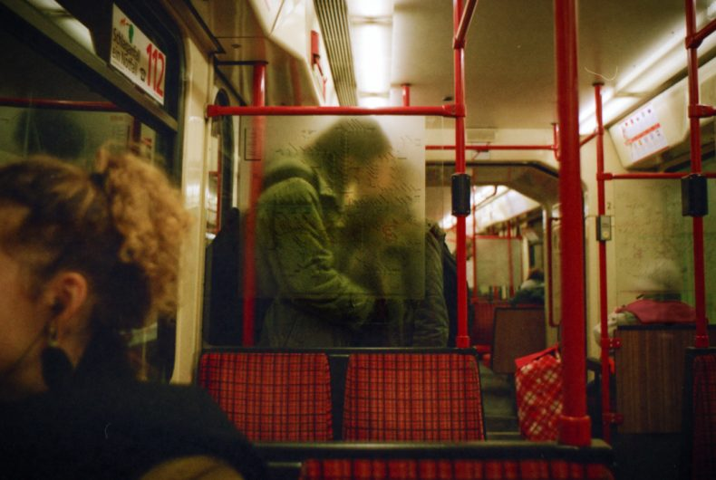 Intimacy and emotions in Josh Kern's shots