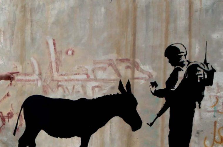 L'UOMO CHE RUBÒ BANKSY, il film evento sul più grande street artist di sempre