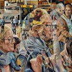 La rappresentazione del tempo nei dipinti di Clive Head | Collater.al 1