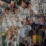 La rappresentazione del tempo nei dipinti di Clive Head | Collater.al 2