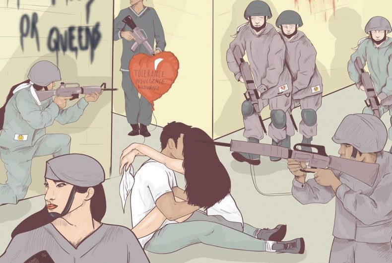 La sensualità del quotidiano nelle illustrazioni di Maria Uve