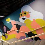 La street art grafica e pop diRick Berkelmans | Collater.al 1