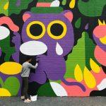 La street art grafica e pop diRick Berkelmans | Collater.al 11