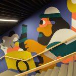 La street art grafica e pop diRick Berkelmans | Collater.al 2