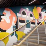 La street art grafica e pop diRick Berkelmans | Collater.al 56