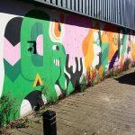 La street art grafica e pop diRick Berkelmans | Collater.al 7