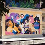 La street art grafica e pop diRick Berkelmans | Collater.al 8
