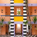 Le geometrie audaci di Camille Walala a Mauritius | Collater.al 1
