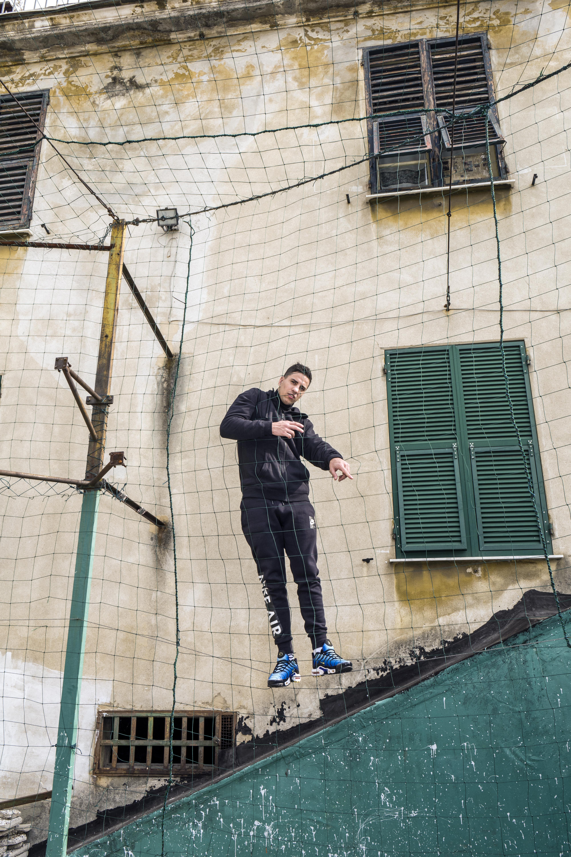 Tedua e Gabriele Micalizzi Legacy of Disobbedience per Nike | Collater.al