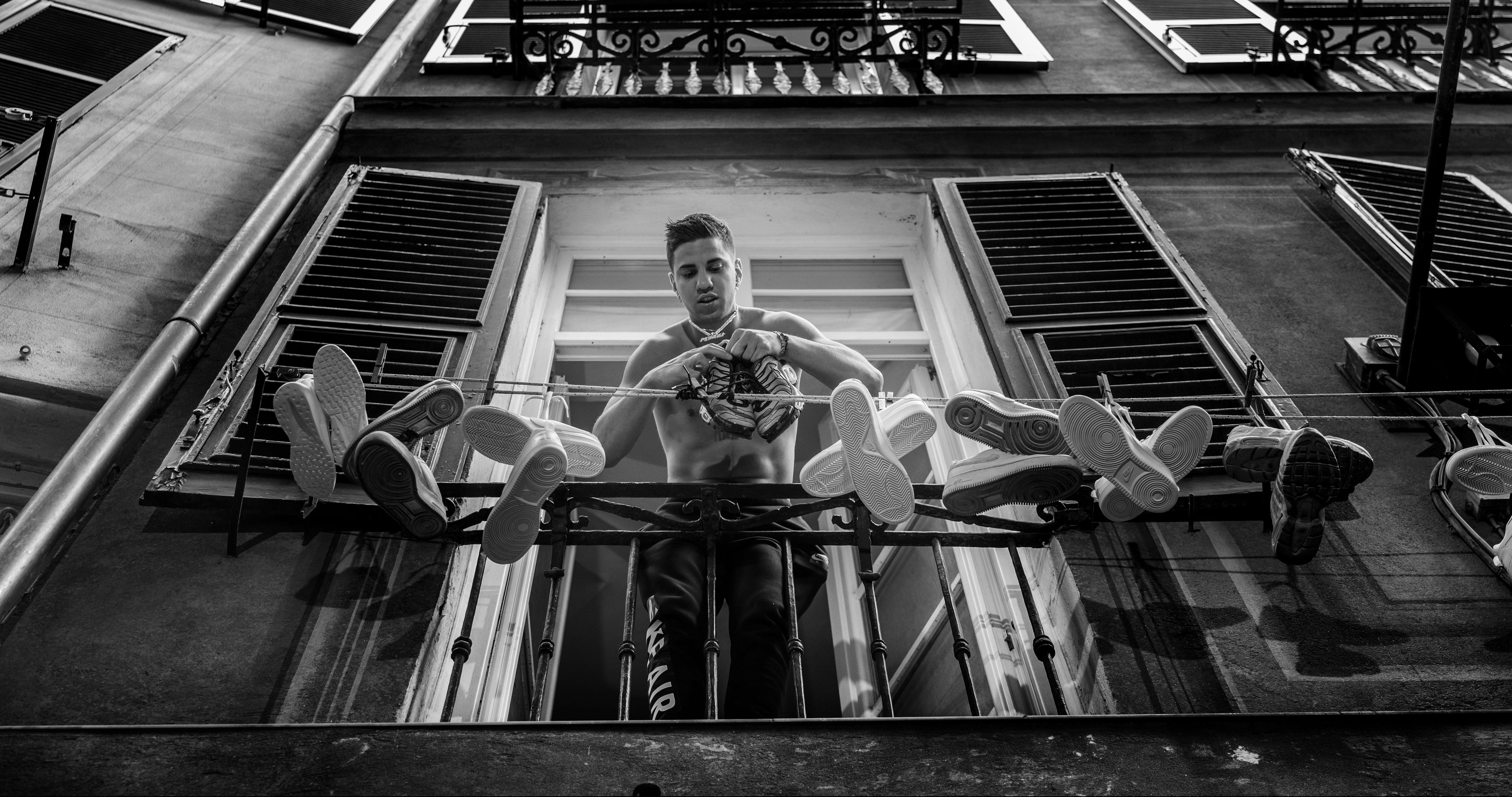 Tra Milano e Genova, Tedua e Gabriele Micalizzi danno forma al progetto Legacy of Disobbedience