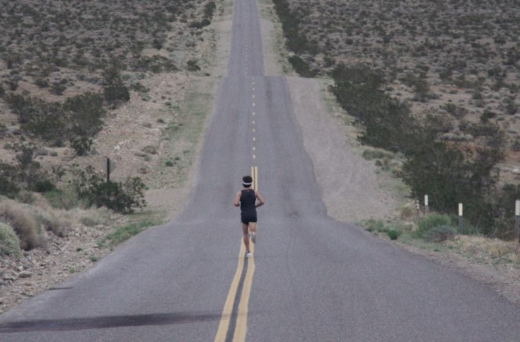 The Speed Project reported in the docu-film From Los Angeles to Las Vegas
