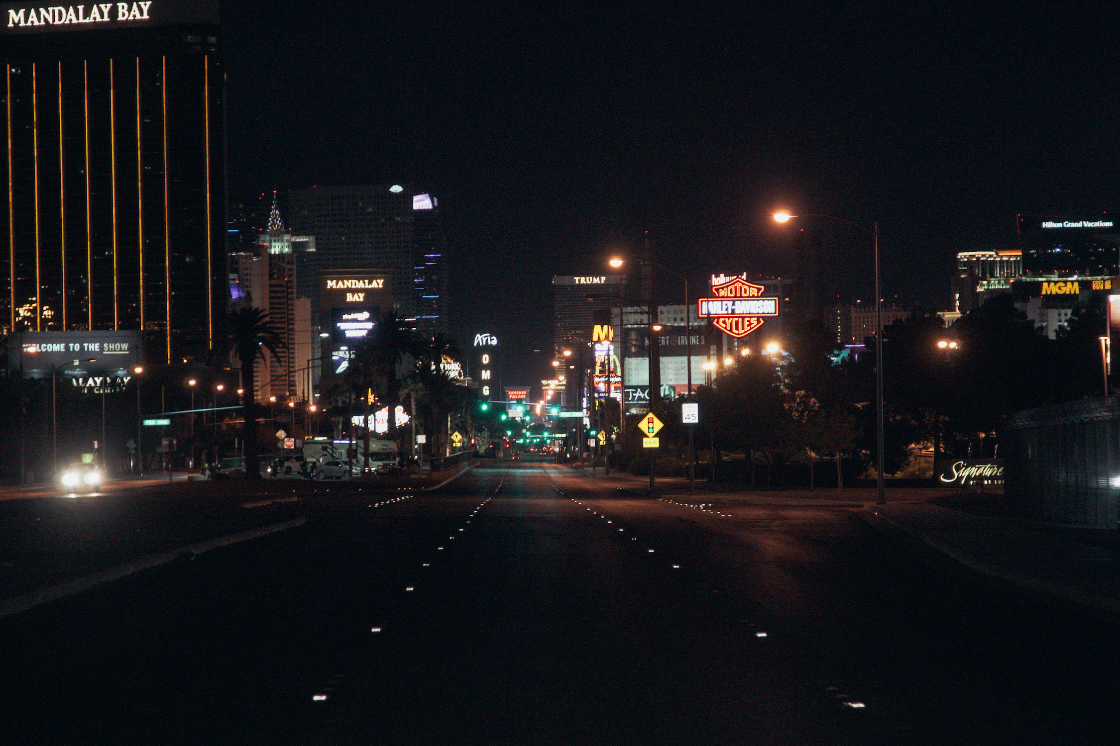 The Speed Project docufilm From Los Angeles To Las Vegas | Collater.al