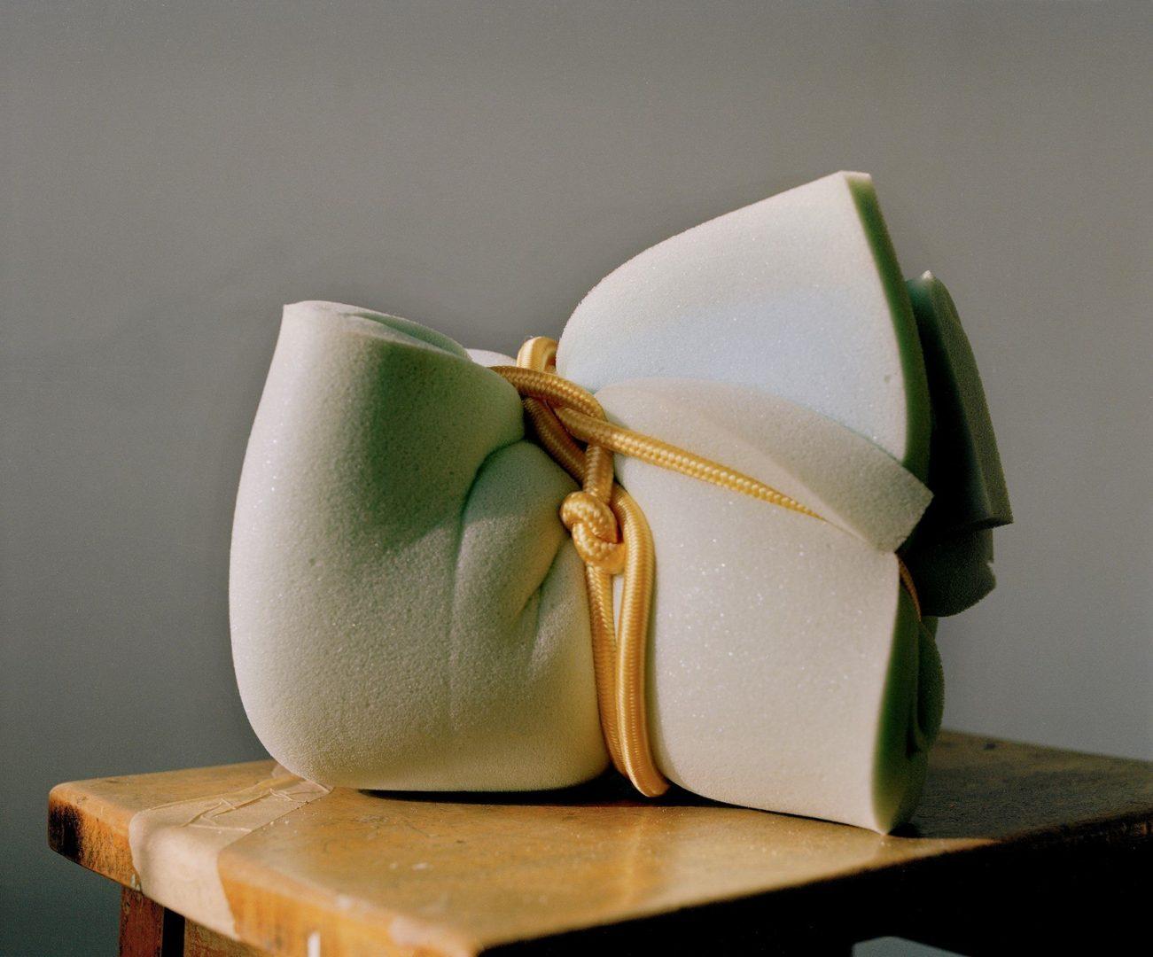Tine Bek creates soft sculptures inspired by Danish desserts