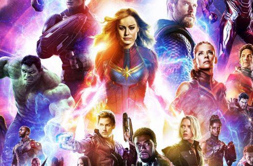 Il trailer di Avengers 4: Endgame