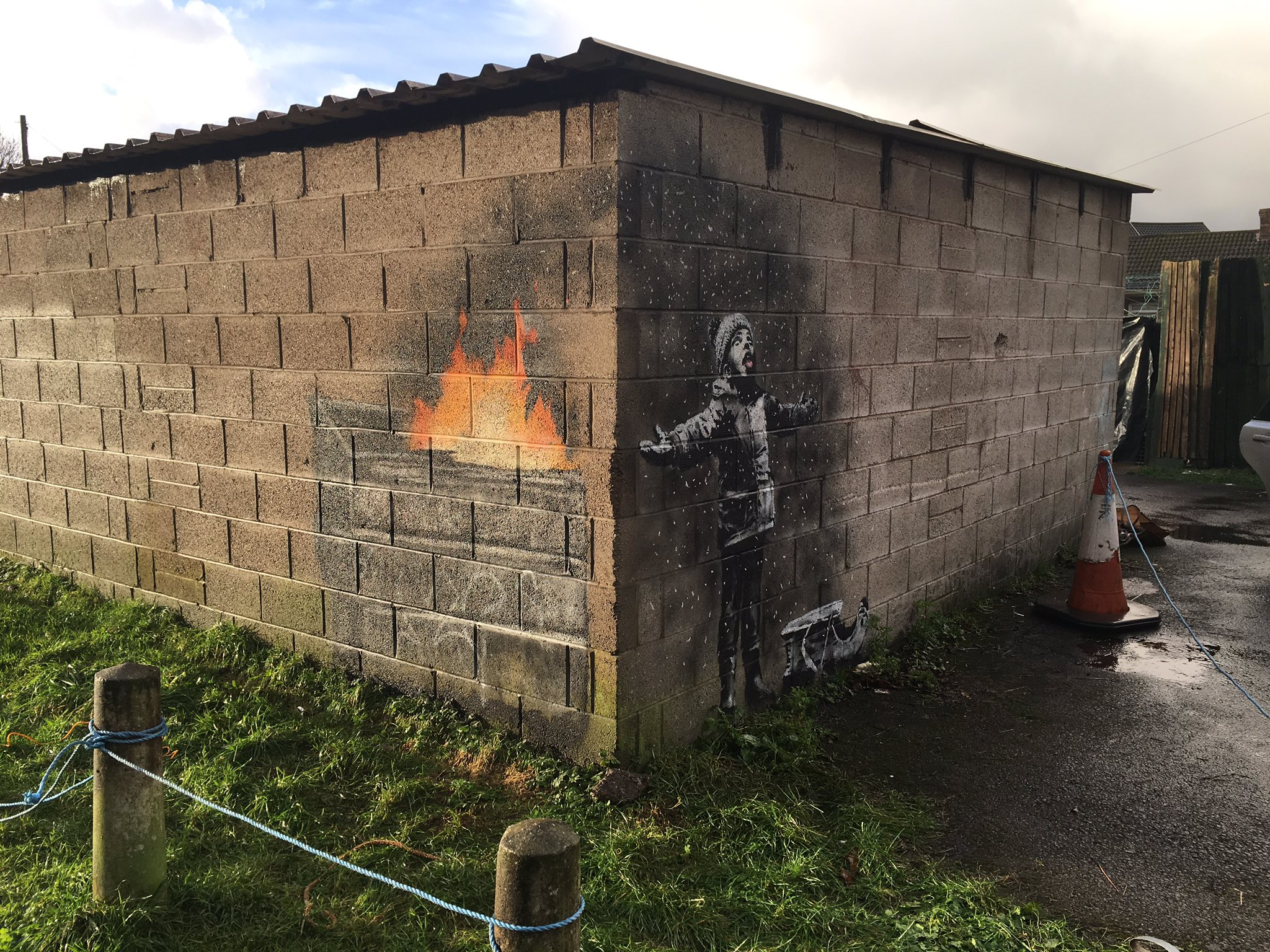 banksy | Collater.al