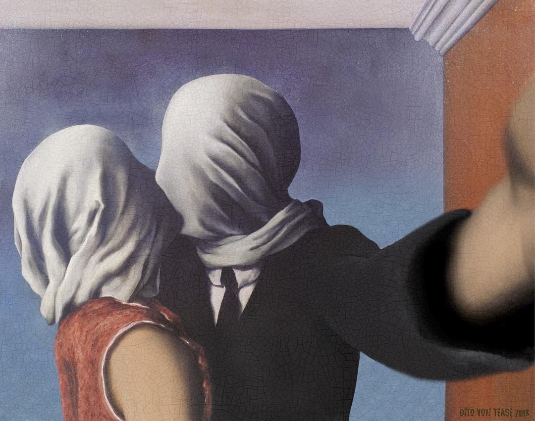 classicol dito von tease | Collater.al