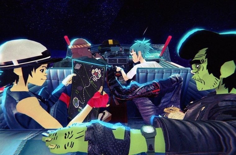 Gorillaz x G-shock: Russell, Murdoc, 2D and Noodle tell us about the collaboration