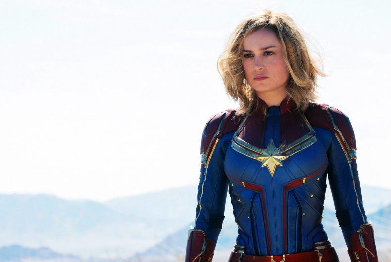 È uscito il trailer di Captain Marvel e stiamo già impazzendo