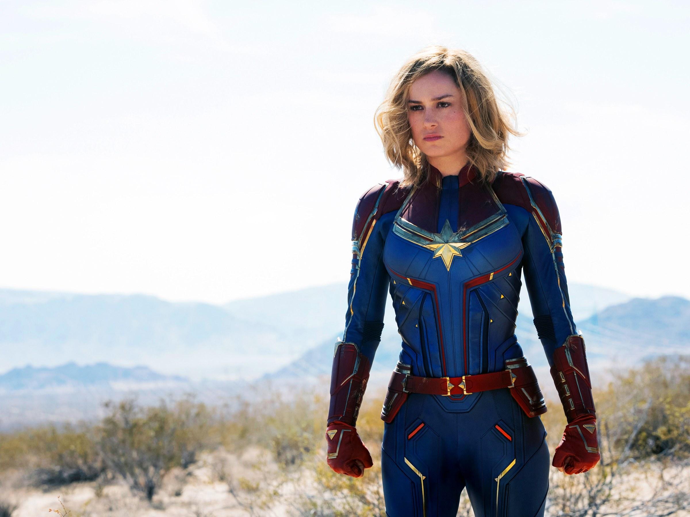 trailer di Captain Marvel | Collater.al